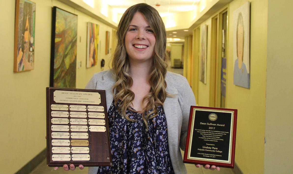 Lindsey Pare | Holyoke Community College
