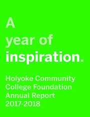 Cover of HCC Foundation Annual Report 2017-2018