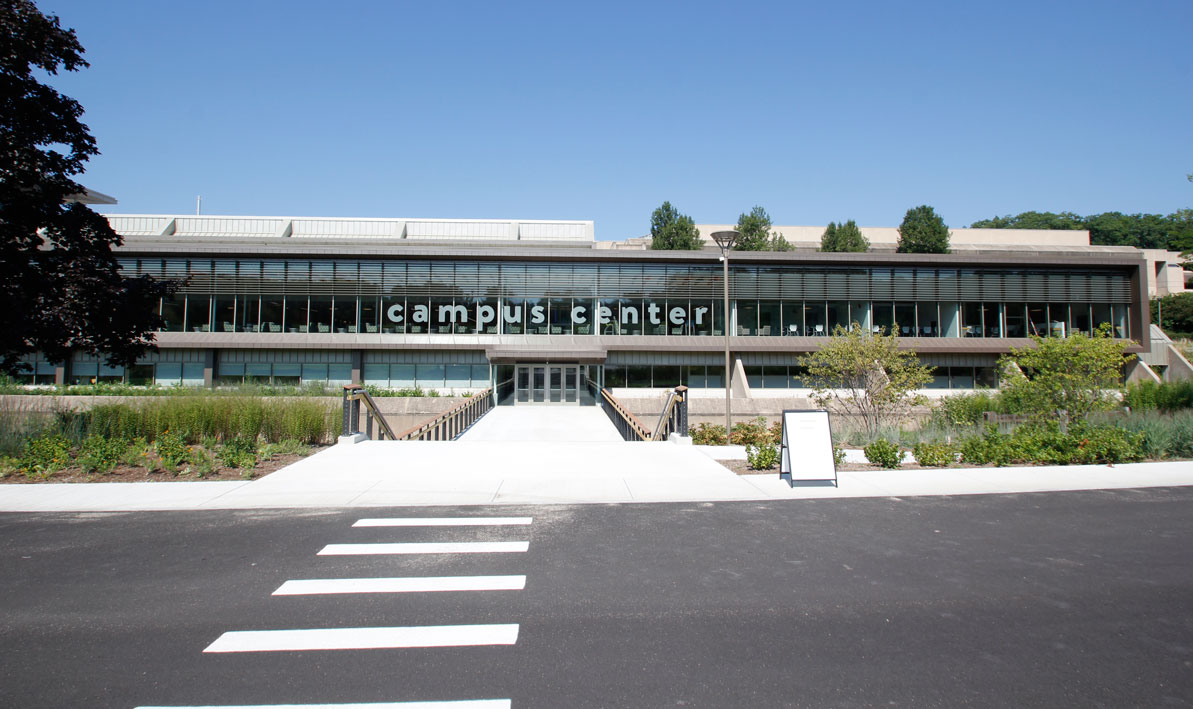 Campus Center Front